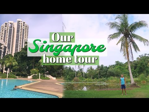 Our 3 bedroom condo in Singapore