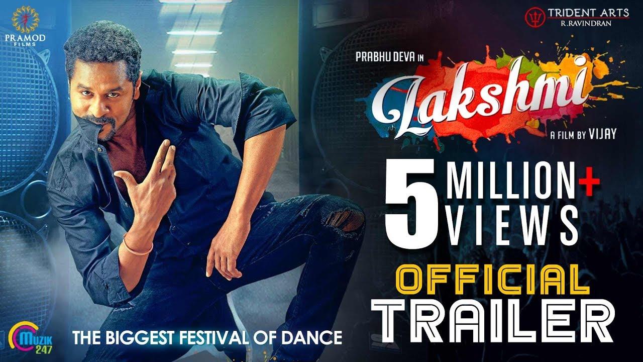Download Lakshmi - Official Tamil Trailer | Prabhu Deva ,Aishwarya Rajesh,Ditya Bhande |Vijay | Sam CS |
