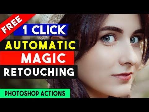 How to Remove Skin Shadow Photoshop Actions Free Download
