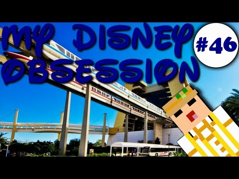 Monorail Line Stops!: My Disney Obsession [EP.46] (LiveStream 4/23/17)