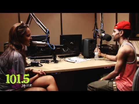 Lady La Interviews Big Sean