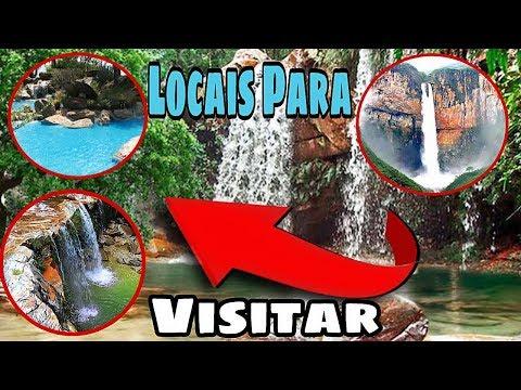 Lugares lindos para se visitar em Minas Gerais