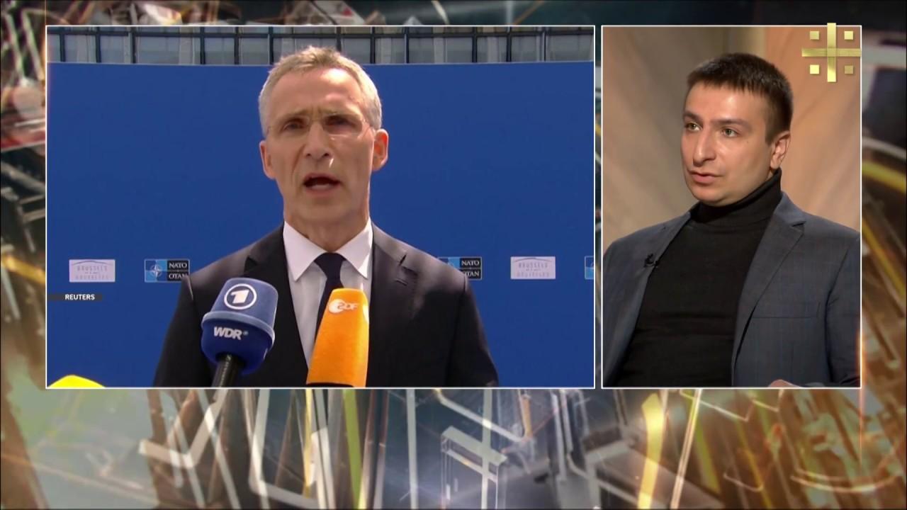 Виктор Олевич о саммите НАТО