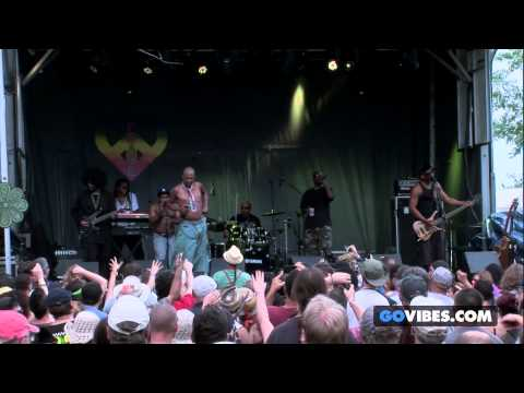 "Fishbone performs ""Everyday Sunshine"" at Gathering of the Vibes Music Festival"