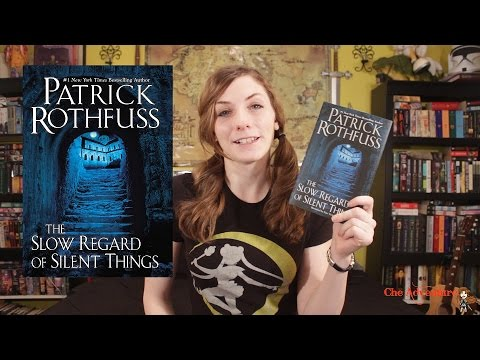 The Slow Regard of Silent Things by Patrick Rothfuss | Book Review