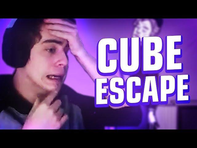 CUBE ESCAPE #18