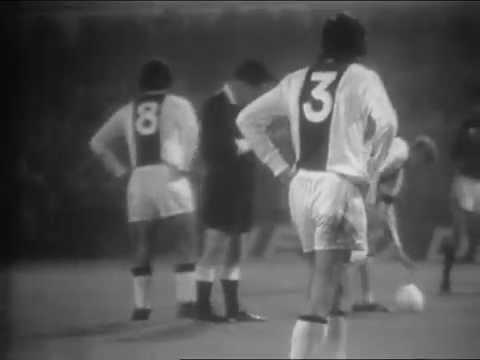 AJAX AMSTERDAM   -  MARSEILLE                             1971