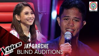 Jay Garche - Kung Sakali | Blind Audition | The Voice Teens Philippines 2020
