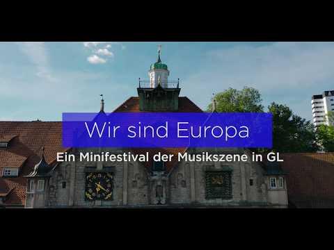 Wir sind Europa: Minifestival der Musikszene in GL
