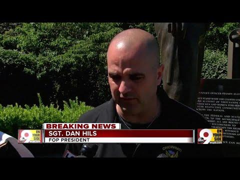 Cincinnati police union votes no-confidence in Prosecutor Joe Deters