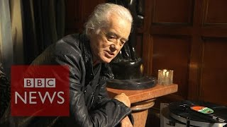 Jimmy Page: How Stairway to Heaven was written - BBC News