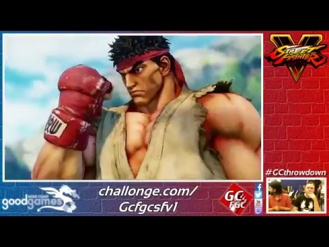 T-Law (Necalli/Cammy) vs Taj Garou (Ryu) | SFV Day 1 Tournament Highlights