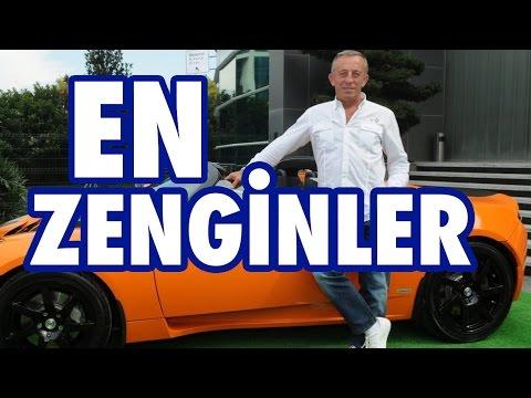 Türkiye'nin En Zengin 10 Kişisi (Aslında 12) - 2014