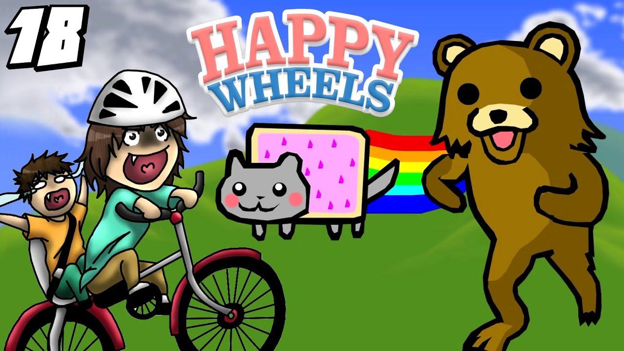 happy wheels es