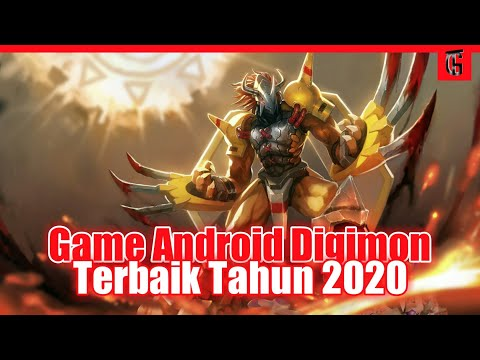 10 Game Android Digimon Terbaik Tahun 2020 | Best Game Digimon