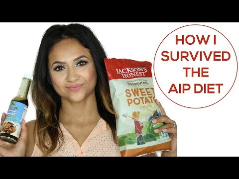 How I Survived the AIP Diet