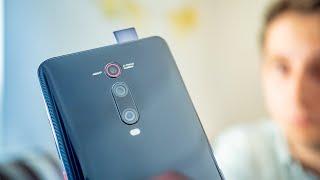 Обзор Xiaomi Mi 9T за 2 минуты!