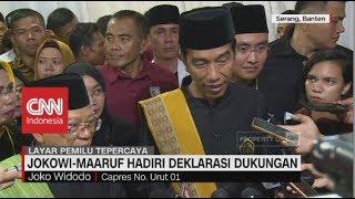 Kalah Hasil Survei di Banten, Jokowi: Kenapa Masih Kalah?
