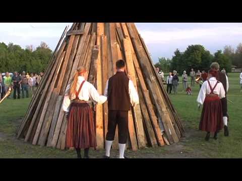 Jaanipäev in Saaremaa - Kuressaare