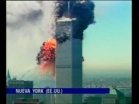 Telediario TVE 11 septiembre 2001
