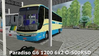 OMSI 2 - MARCOPOLO Paradiso G6 1200 6x2 O-500RSD [+DOWNLOAD]