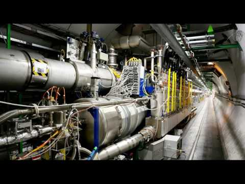 I'm a Physicist at CERN. We've done something we shouldn't have part ten