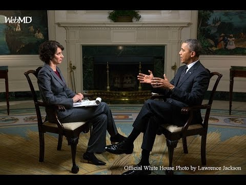 WebMD Interviews President Obama: Health Care Reform