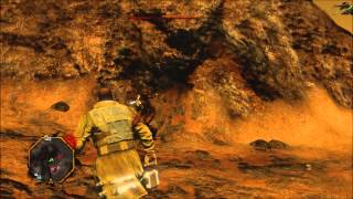 Nice catch with your face! {Red Faction Guerrilla} (Epic Win)