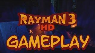 Rayman 3 HD - Gameplay