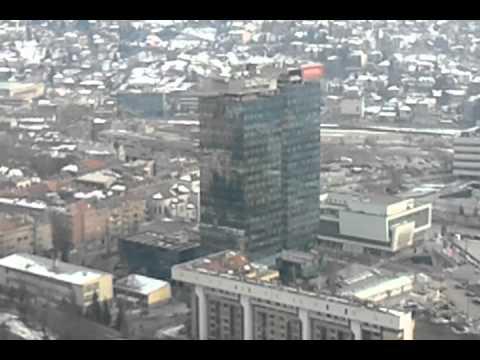 Avazov neboder u Sarajevu