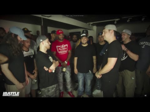 FLO LEEDS vs COLLY C - iBattleTV (HOSTED BY MATH HOFFA)