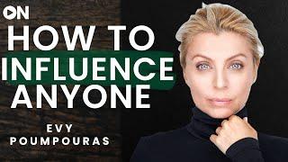 SECRET SERVICE AGENT REVEALS The Surprising Steps To INFLUENCE ANYONE | Evy Poumpouras & Jay Shetty