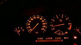 BMW e39 année 2000 6 cylindres en ligne 193 chevaux