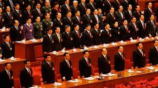 Neo-Liberal Capitalists Strengthen Control of Chinese Communist Party