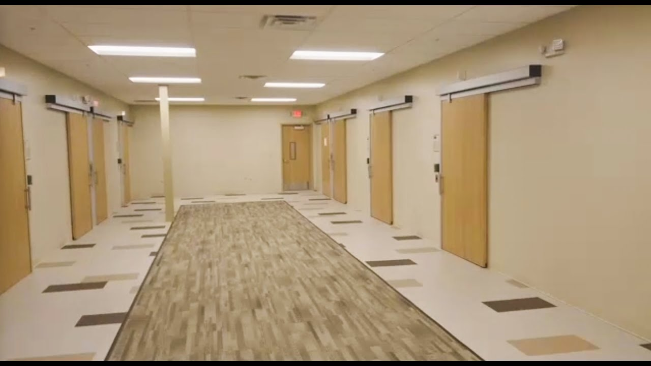 New VA Outpatient Clinic uses Serenity Sliding Door, Automatic Sliding Doors