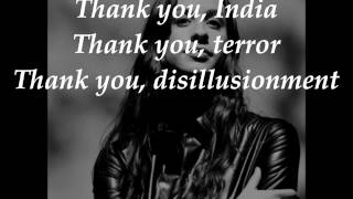 Video Alanis Morissette - Thank You (lyrics) download MP3, MP4, WEBM, AVI, FLV April 2018