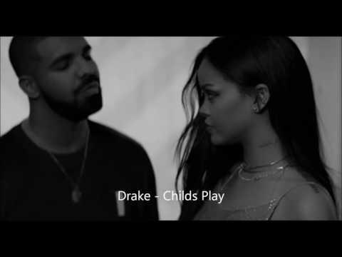 Drake  Childs play Remix NEW 2016