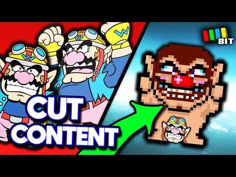 Warioware, Inc. LOST BITS   Unused Content, Microgames & more! [TetraBitGaming]