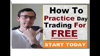 How to Start Paper Trading FOREX or CFD | Day-Trading 2019