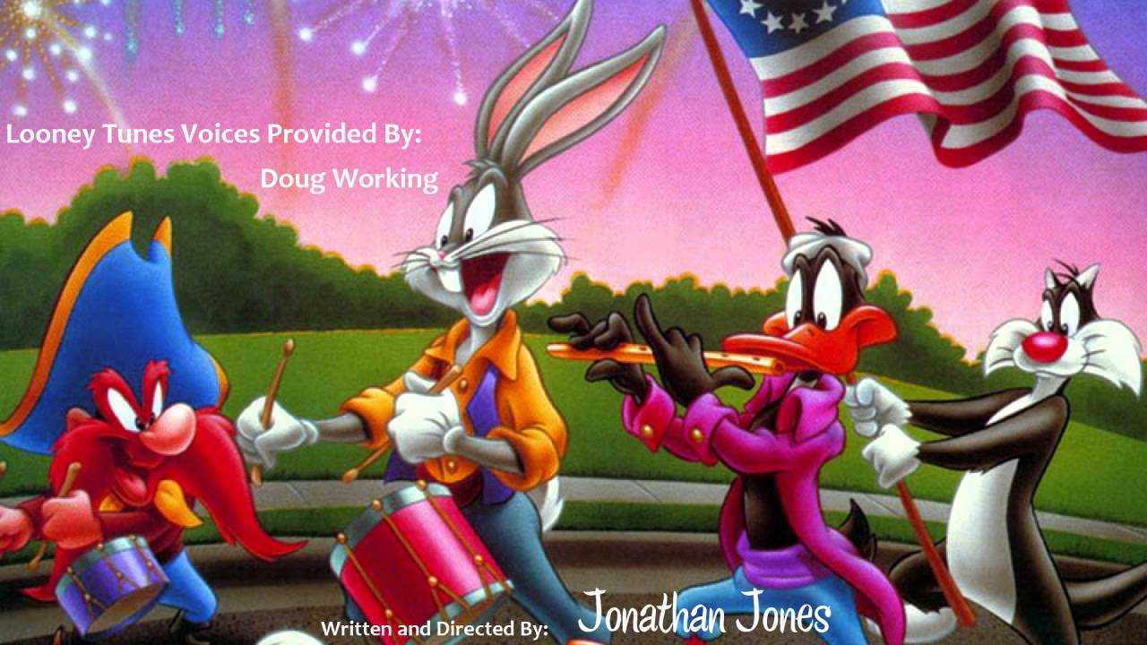looney tunes happy 4th