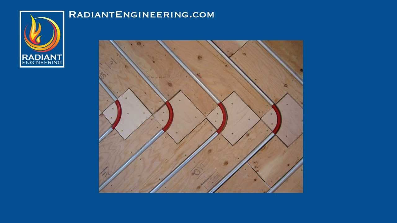 Thermofin U Heat Transfer Plates Plywood Components Radiant