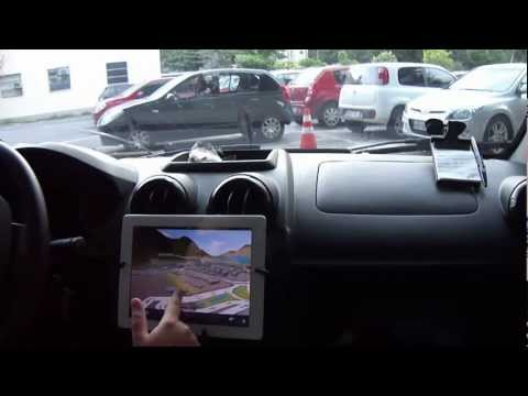 IPad Wi-fi Como GPS No Carro