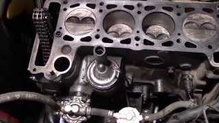 видео Что делать если двигатель ест масло и дымит выхлоп?