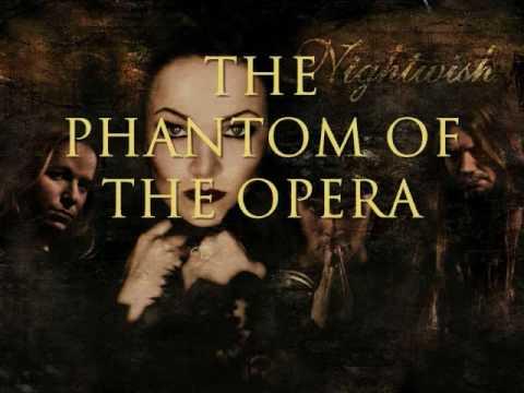 nightwish the phantom of the opera w lyrics youtube. Black Bedroom Furniture Sets. Home Design Ideas