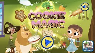 Dorothy & The Wizard of Oz: Cookie Magic - Making Desserts for Friends (Boomerang Games)