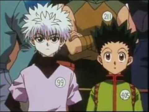 Anime 90an Hunter X hunter dub indo episode 10 tahun 1998