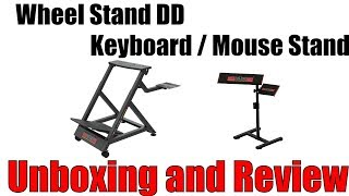 Starter Rig - Next Level Racing Wheel Stand Racer- Unbox and Build