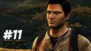 Uncharted Golden Abyss Playthrough Part 11 - Chapter 17-18 - Spilling Blood For Me