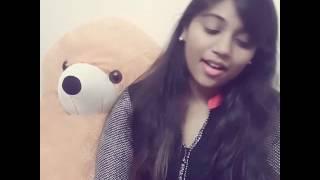 """Poomaram"" cover song by Rehna saleem /malayalam hit 2016/kalidas jayaram"