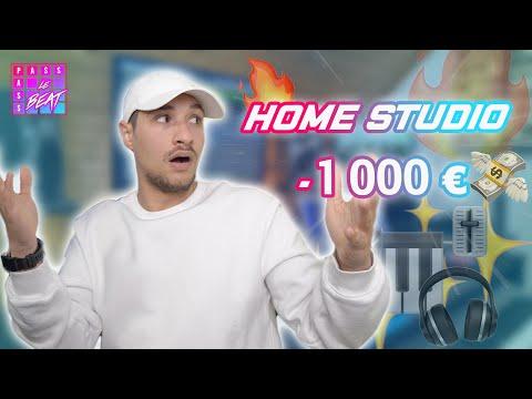 Un set up de Home Studio pour - de 1000 € ! ?